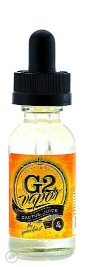 G2 Vapor Cactus Juice ejuice