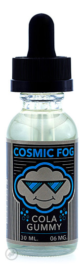 cosmic fog cola gummy ejuice