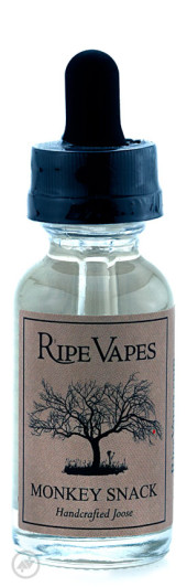 Ripe Vapes Monkey Snack eliquid