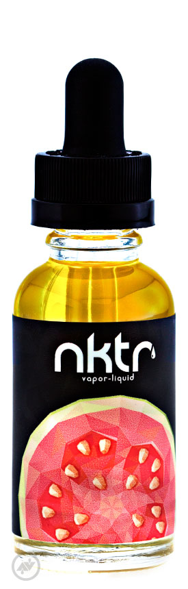 Guava eLiquid by nktr Vapor