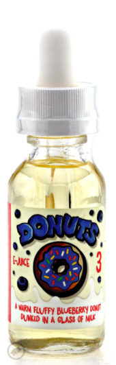 donuts blueberrie eliquid